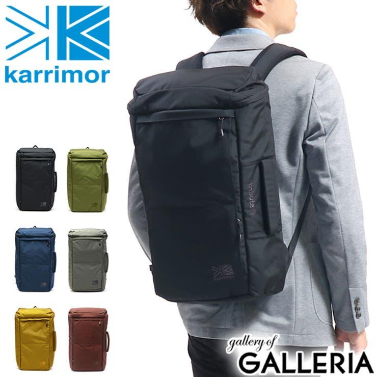 リュック karrimor リュックサック | ギャレリア Bag&Luggage | 詳細画像1