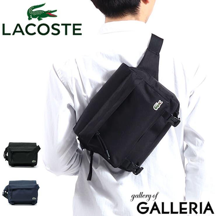 バッグ LACOSTE ボディバッグ | ギャレリア Bag&Luggage | 詳細画像1