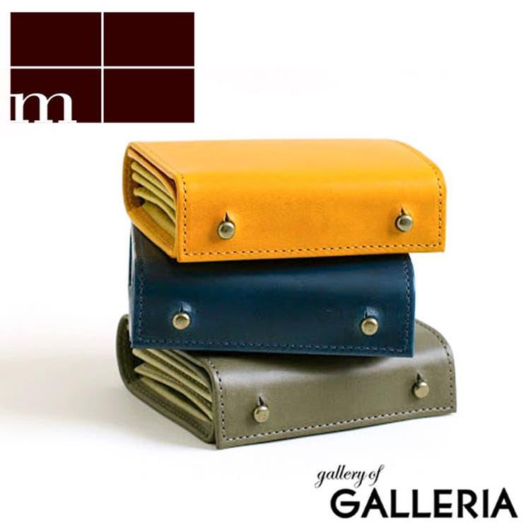 m+ 折り財布 millefoglie | ギャレリア Bag&Luggage | 詳細画像1