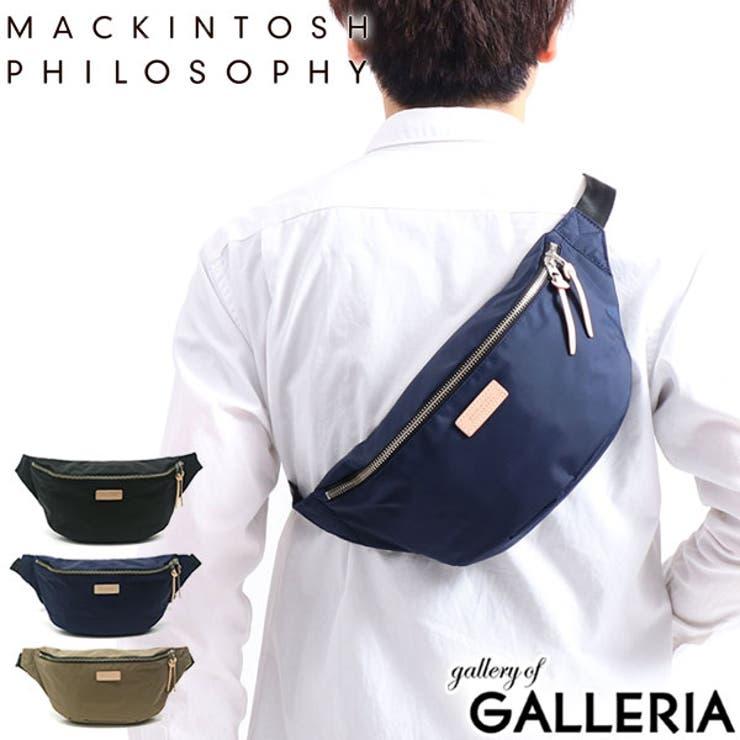 ウエストバッグ MACKINTOSH PHILOSOPHY   ギャレリア Bag&Luggage   詳細画像1