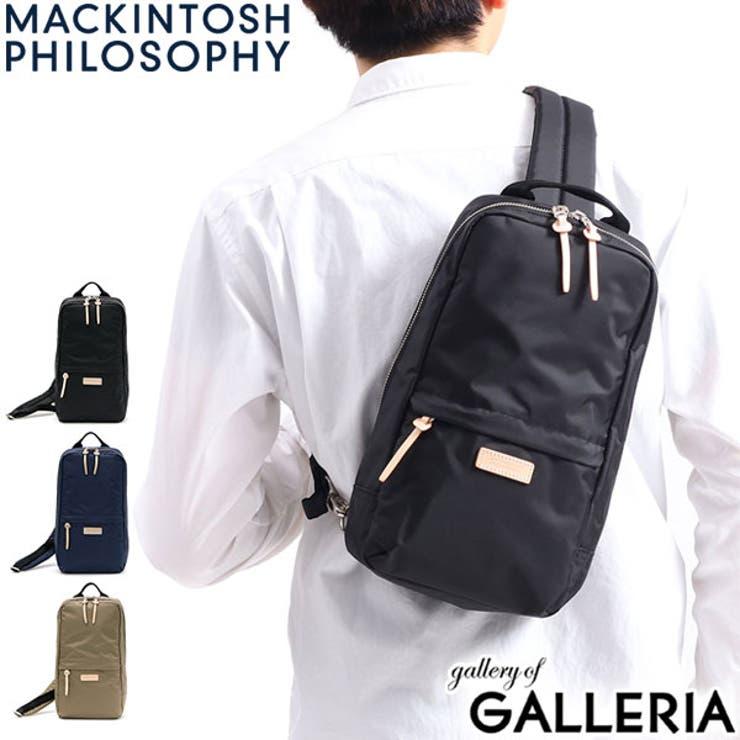ボディバッグ MACKINTOSH PHILOSOPHY | ギャレリア Bag&Luggage | 詳細画像1