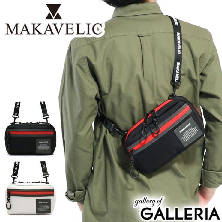 ショルダー MAKAVELIC ショルダーバッグ | ギャレリア Bag&Luggage | 詳細画像1
