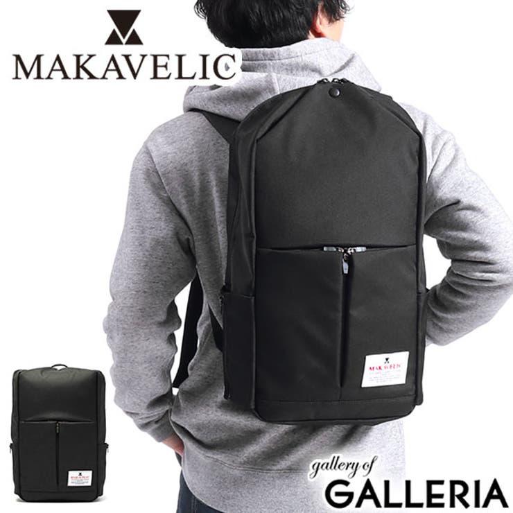 バックパック MAKAVELIC リュック | ギャレリア Bag&Luggage | 詳細画像1