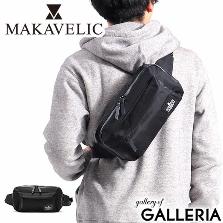 ウエストバッグ MAKAVELIC ウエストポーチ | ギャレリア Bag&Luggage | 詳細画像1