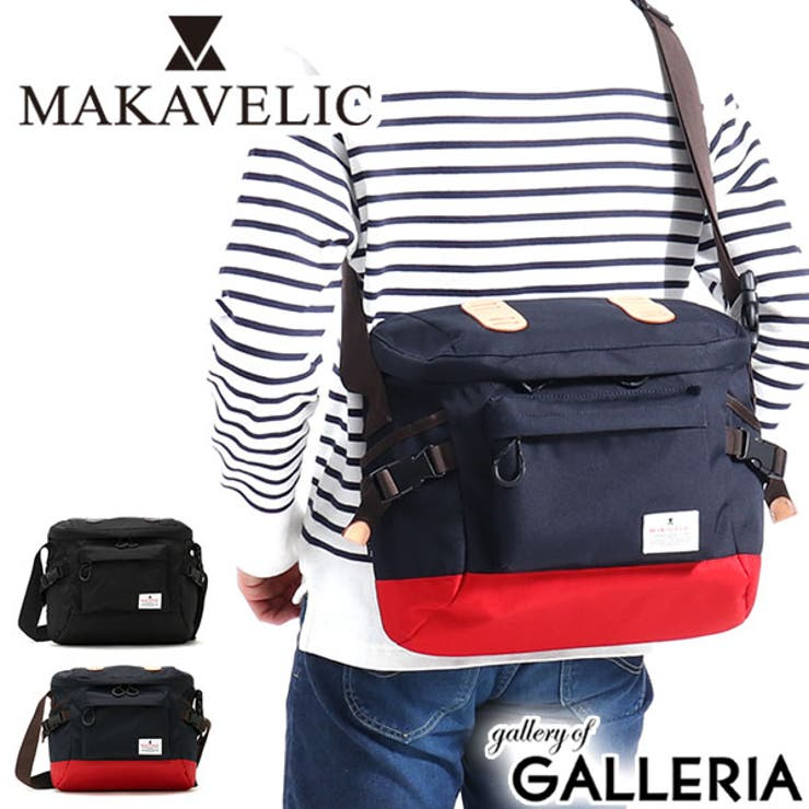 ショルダー MAKAVELIC ショルダーバッグ   ギャレリア Bag&Luggage   詳細画像1