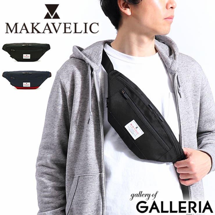 ウエストバッグ MAKAVELIC 斜め掛けバッグ | ギャレリア Bag&Luggage | 詳細画像1