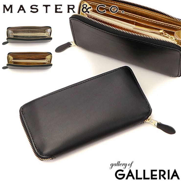 長財布 MASTER&Co BUTTERO | ギャレリア Bag&Luggage | 詳細画像1
