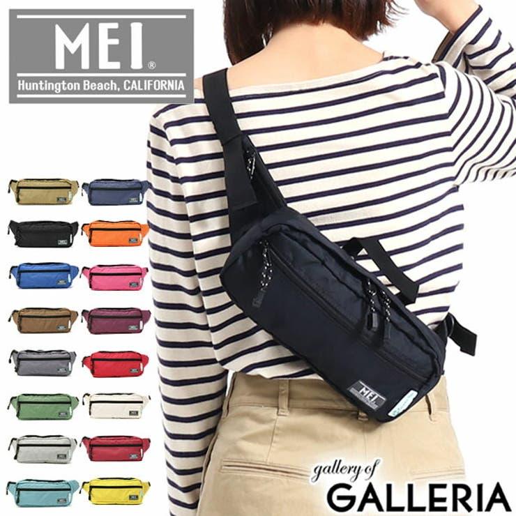 ウエストバッグ MEI バッグ | ギャレリア Bag&Luggage | 詳細画像1