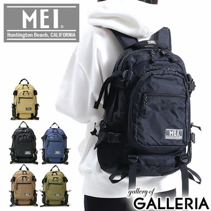 リュック MEI バックパック | ギャレリア Bag&Luggage | 詳細画像1