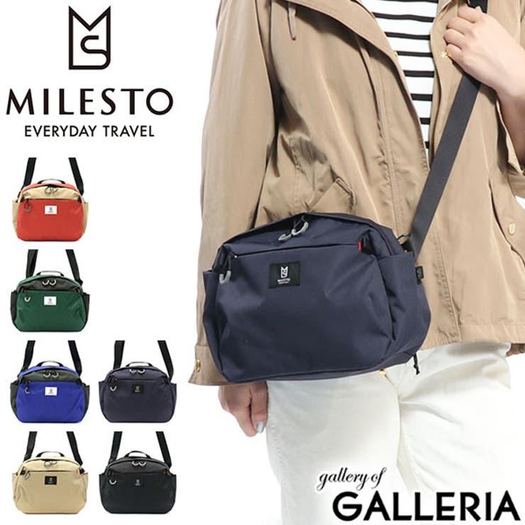 ショルダーバッグ S MILESTO | ギャレリア Bag&Luggage | 詳細画像1