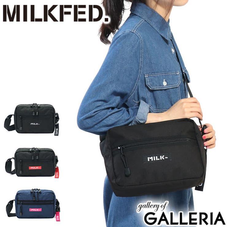 ショルダー MILKFED NEO   ギャレリア Bag&Luggage   詳細画像1