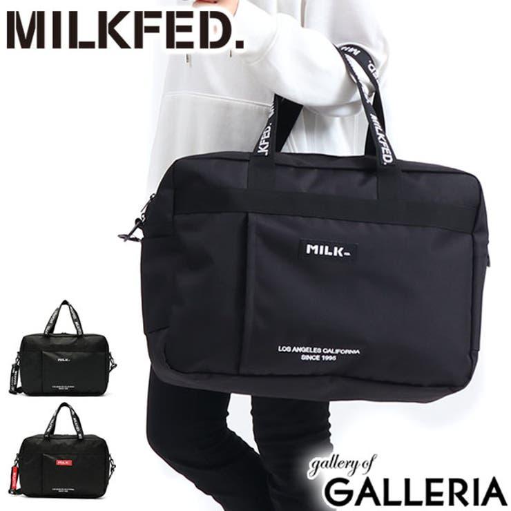 ボストンバッグ MILKFED バッグ | ギャレリア Bag&Luggage | 詳細画像1