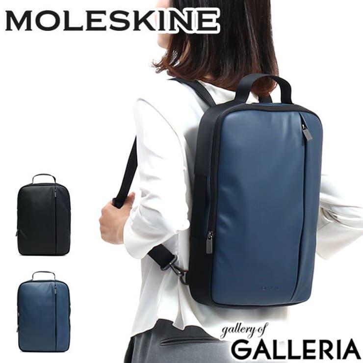 リュック MOLESKINE バッグ   ギャレリア Bag&Luggage   詳細画像1