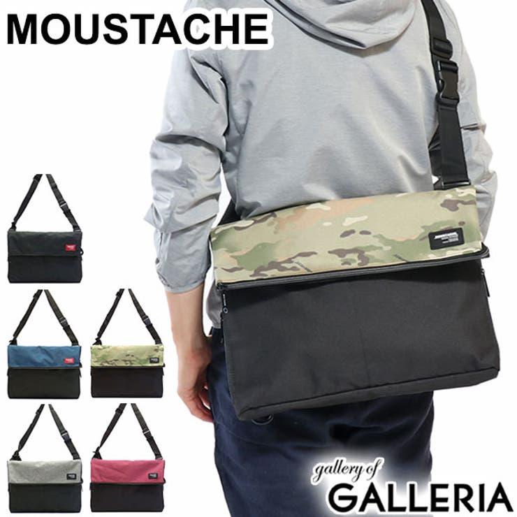 ショルダーバッグ MOUSTACHE 斜めがけバッグ | ギャレリア Bag&Luggage | 詳細画像1