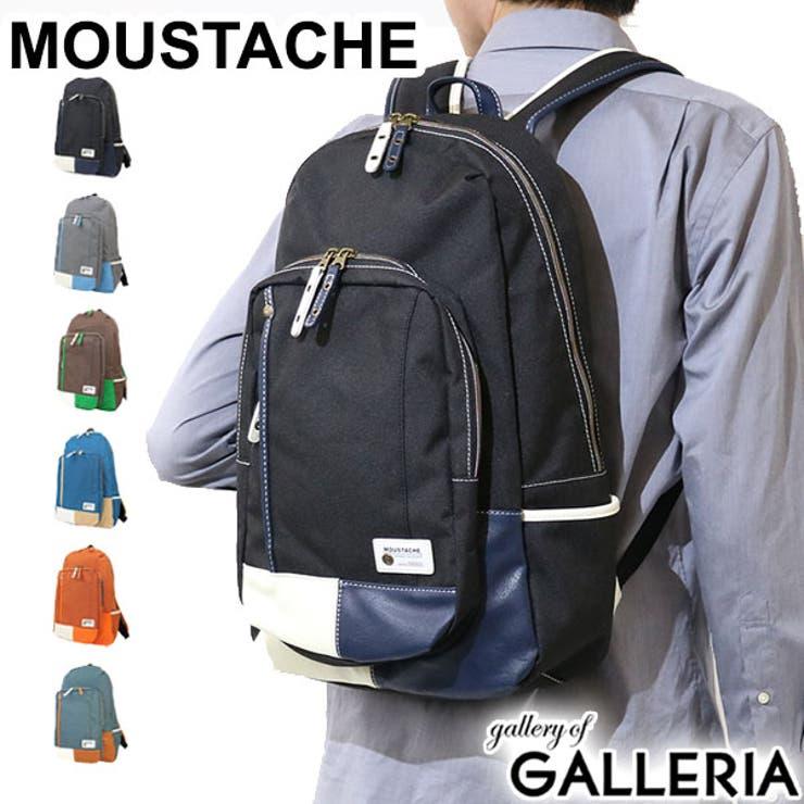 MOUSTACHE リュックサック デイパック | ギャレリア Bag&Luggage | 詳細画像1