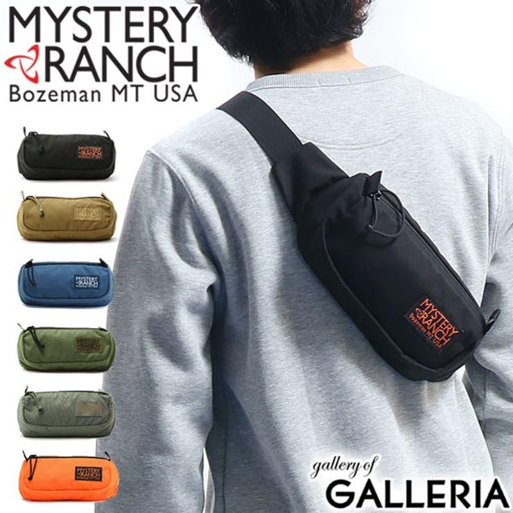 ウエストバッグ MYSTERY RANCH   ギャレリア Bag&Luggage   詳細画像1
