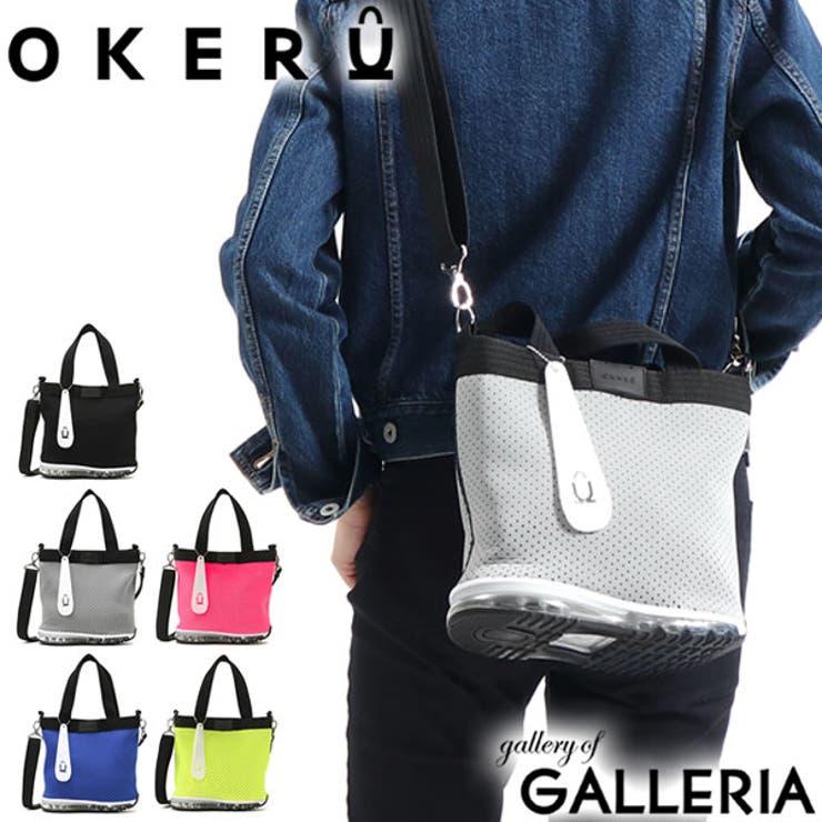トート OKERU トートバッグ | ギャレリア Bag&Luggage | 詳細画像1