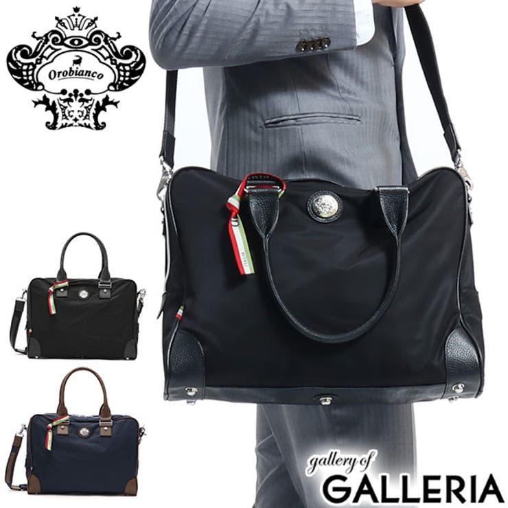 ビジネスバッグ Orobianco 2WAY | ギャレリア Bag&Luggage | 詳細画像1