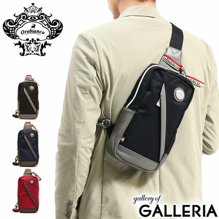 ボディバッグ Orobianco バッグ   ギャレリア Bag&Luggage   詳細画像1