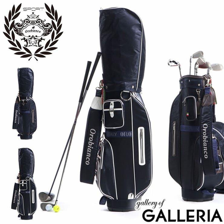 スポーツ キャディバッグ ゴルフ   ギャレリア Bag&Luggage   詳細画像1