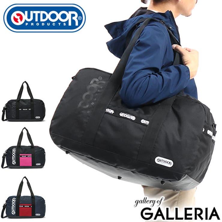 ボストンバッグ OUTDOOR PRODUCTS   ギャレリア Bag&Luggage   詳細画像1