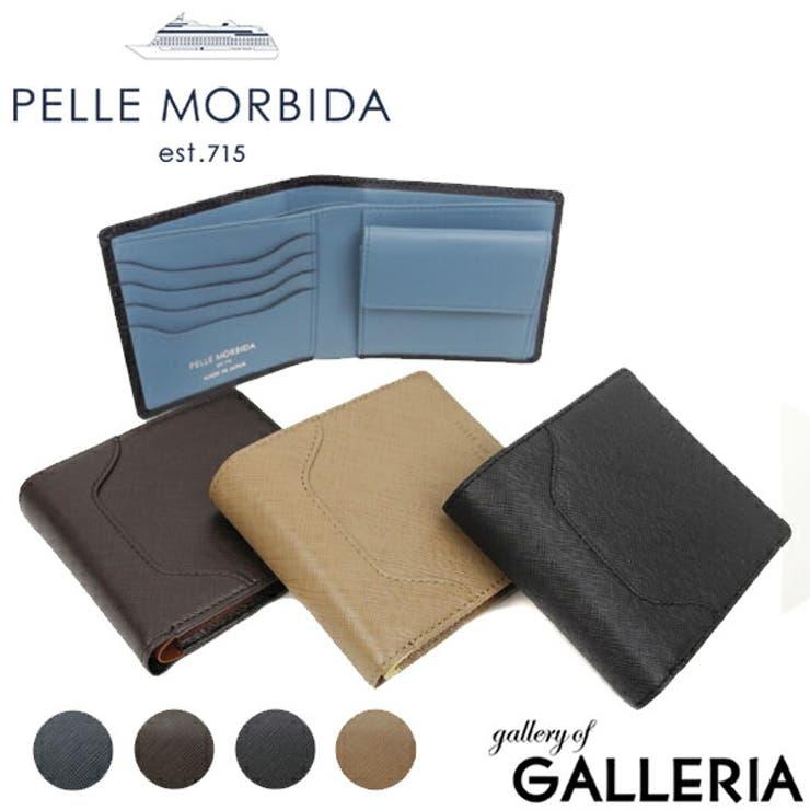 財布 モルビダ 二つ折り財布 | ギャレリア Bag&Luggage | 詳細画像1