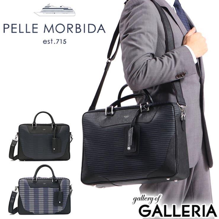 ブリーフケース PELLE MORBIDA | ギャレリア Bag&Luggage | 詳細画像1