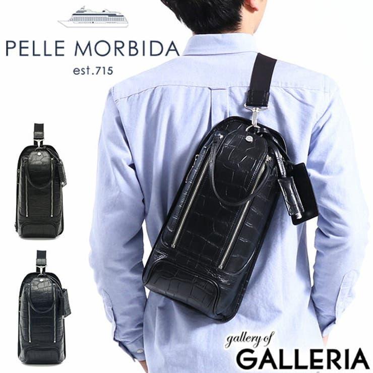 ボディバッグモルビダ Maiden Voyage   ギャレリア Bag&Luggage   詳細画像1