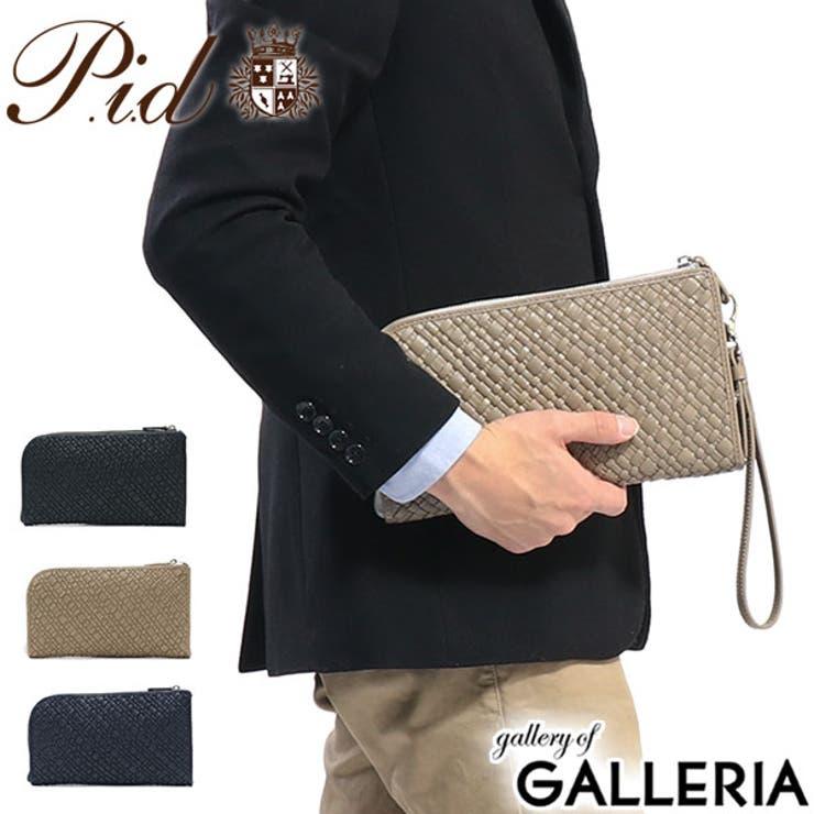 クラッチバッグ P i | ギャレリア Bag&Luggage | 詳細画像1