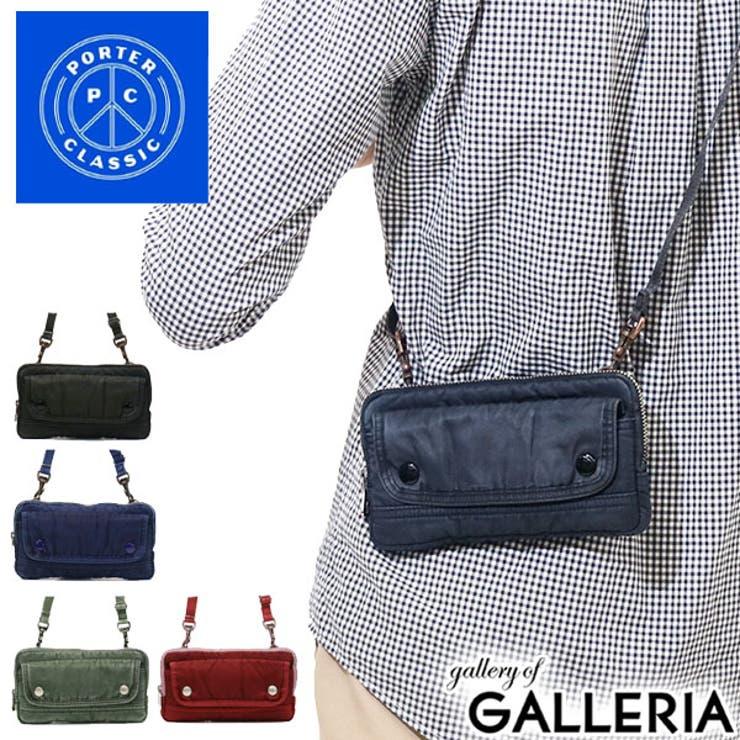 バッグ ウォレットポーチ お財布ショルダー   ギャレリア Bag&Luggage   詳細画像1