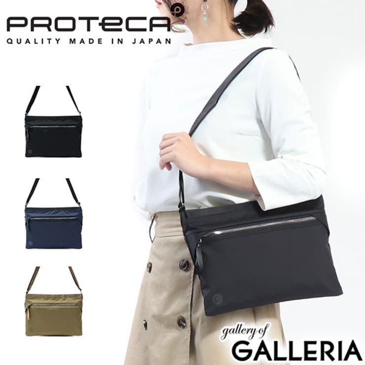 ショルダー PROTeCA サコッシュ | ギャレリア Bag&Luggage | 詳細画像1