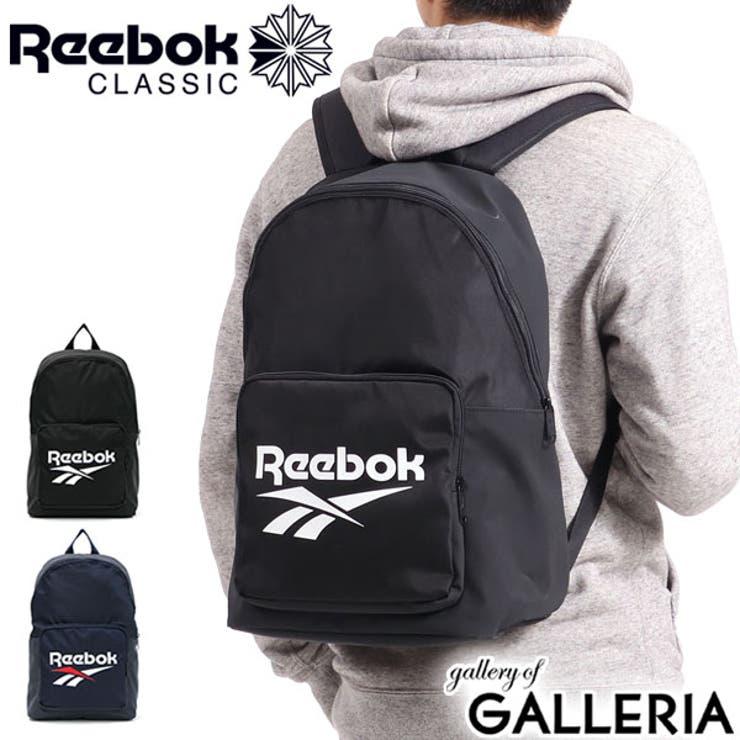 リーボック リュック Reebok   ギャレリア Bag&Luggage   詳細画像1