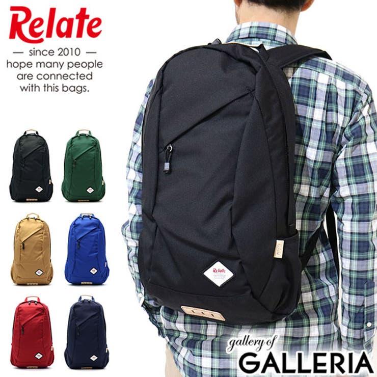 リュック Relate リュックサック | ギャレリア Bag&Luggage | 詳細画像1