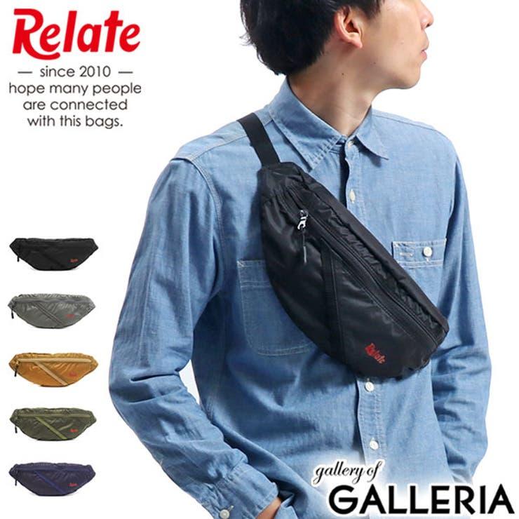 ウエストバッグ Relate バッグ | ギャレリア Bag&Luggage | 詳細画像1