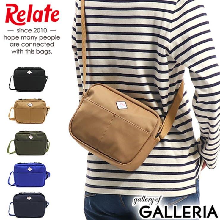ショルダーバッグ Relate ミニショルダー   ギャレリア Bag&Luggage   詳細画像1