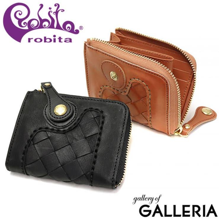 財布 robita L字ファスナー財布 | ギャレリア Bag&Luggage | 詳細画像1