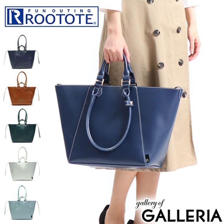 トートバッグ ROOTOTE A4   ギャレリア Bag&Luggage   詳細画像1