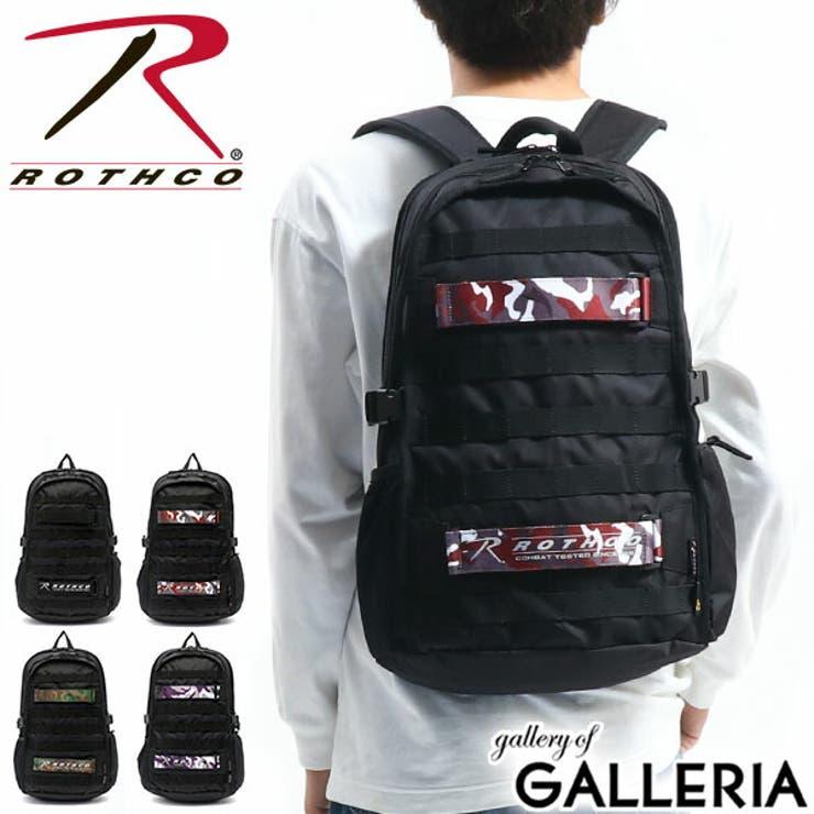 バッグ ROTHCO リュック   ギャレリア Bag&Luggage   詳細画像1