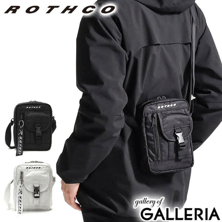 ハイコレクション バッグ ROTHCO   ギャレリア Bag&Luggage   詳細画像1