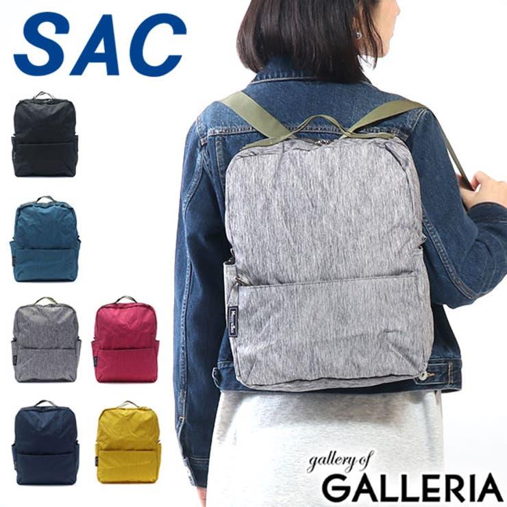 リュック SAC Happy&Sac   ギャレリア Bag&Luggage   詳細画像1