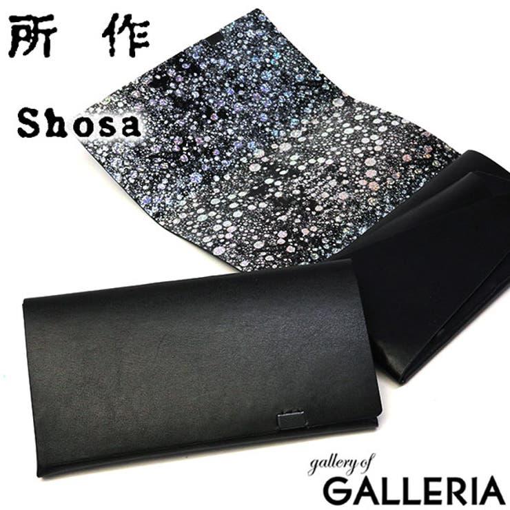 財布 SHOSA ショサ | ギャレリア Bag&Luggage | 詳細画像1