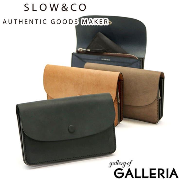 財布 SLOW 短財布   ギャレリア Bag&Luggage   詳細画像1