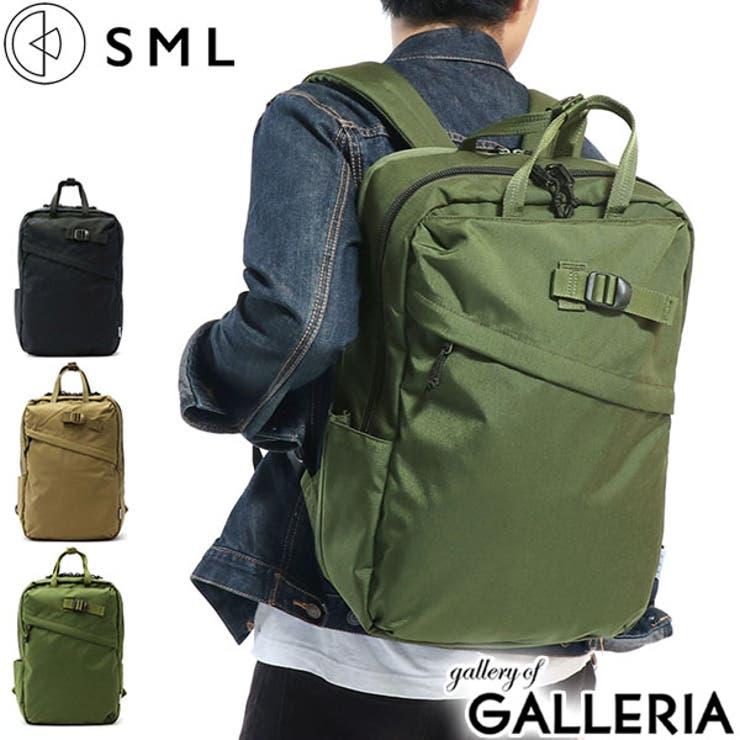リュック SML 2WAY | ギャレリア Bag&Luggage | 詳細画像1