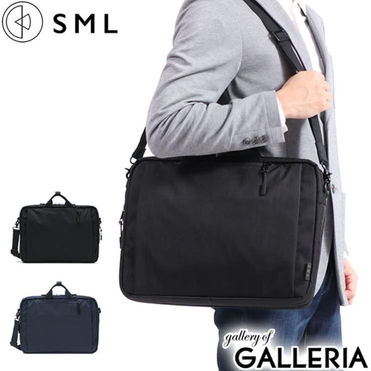 ビジネスバッグ SML ブリーフケース | ギャレリア Bag&Luggage | 詳細画像1