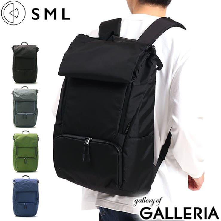 リュック SML バッグ   ギャレリア Bag&Luggage   詳細画像1