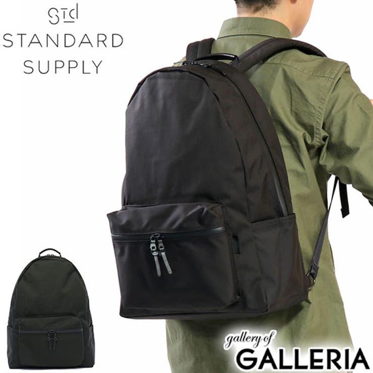 リュック STANDARD SUPPLY | ギャレリア Bag&Luggage | 詳細画像1