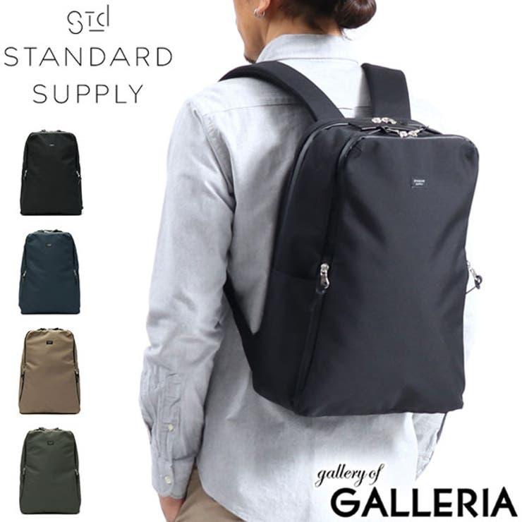 リュック STANDARD SUPPLY   ギャレリア Bag&Luggage   詳細画像1
