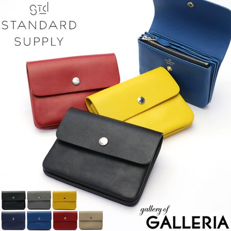 財布 STANDARD SUPPLY   ギャレリア Bag&Luggage   詳細画像1