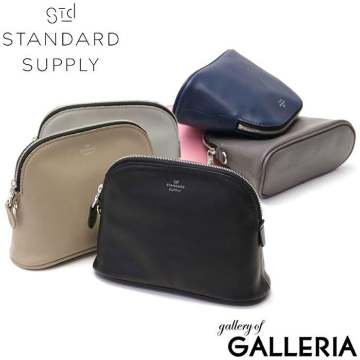 ポーチ STANDARD SUPPLY   ギャレリア Bag&Luggage   詳細画像1