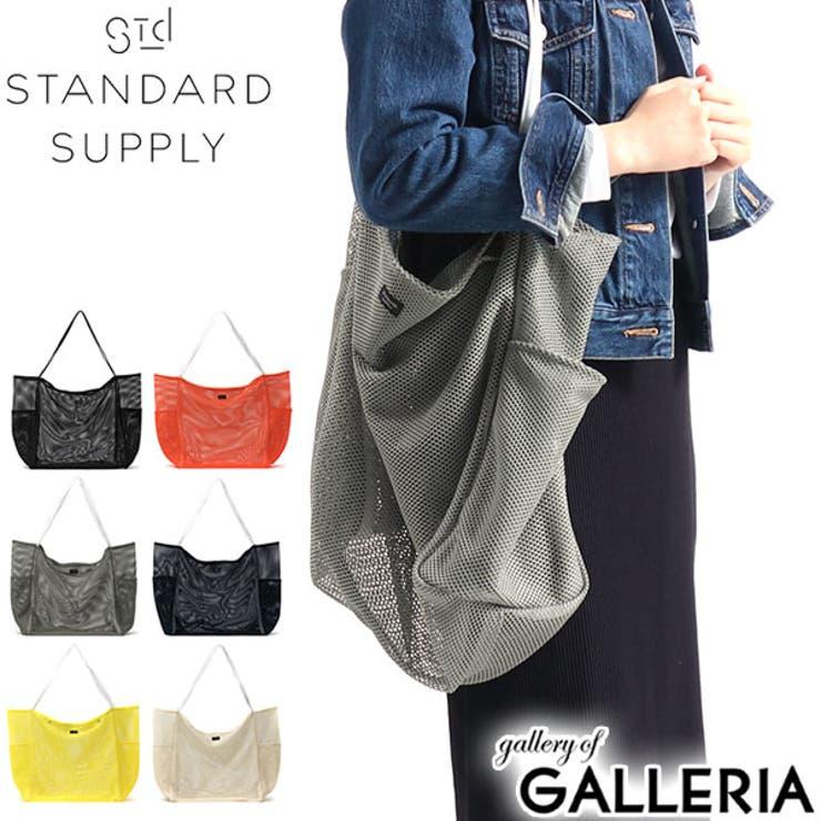 トートバッグ STANDARD SUPPLY   ギャレリア Bag&Luggage   詳細画像1